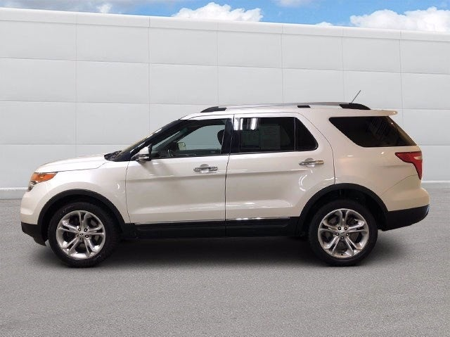 Used 2014 Ford Explorer Limited with VIN 1FM5K8F88EGC08861 for sale in Hermantown, Minnesota