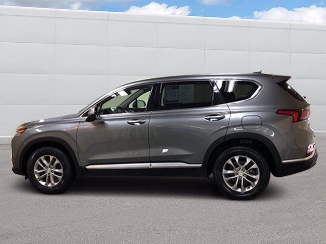 Used 2019 Hyundai Santa Fe SEL with VIN 5NMS3CAD1KH003026 for sale in Hermantown, Minnesota
