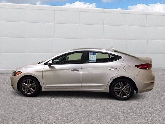 Certified 2018 Hyundai Elantra SEL with VIN 5NPD84LF5JH238013 for sale in Hermantown, Minnesota
