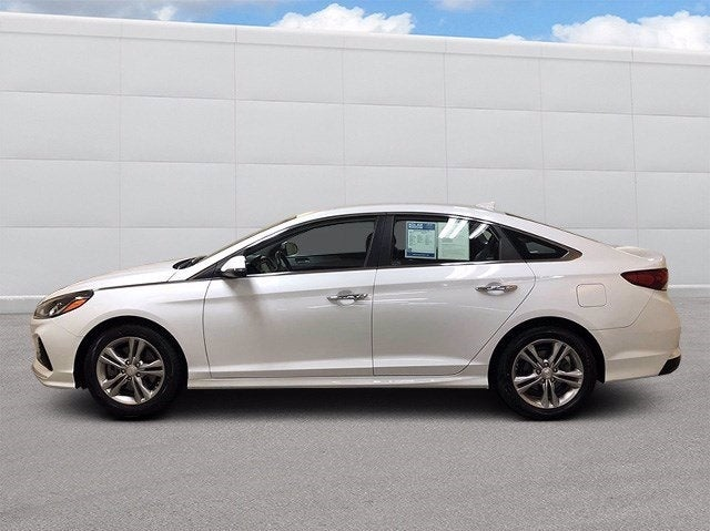 Certified 2018 Hyundai Sonata SEL with VIN 5NPE34AFXJH655505 for sale in Hermantown, Minnesota