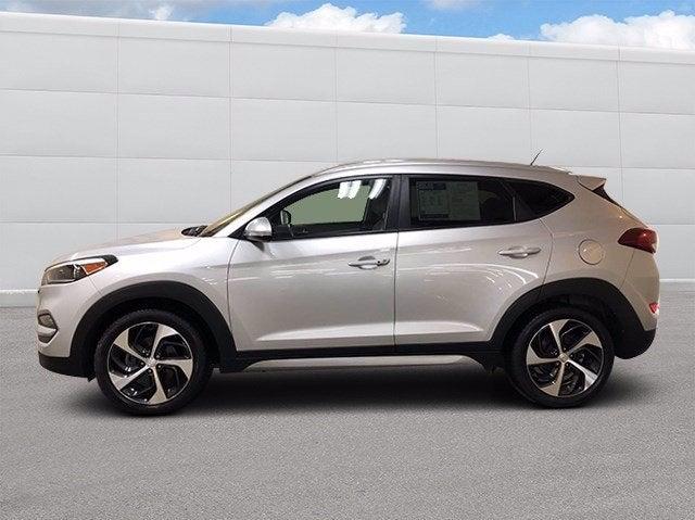 Used 2017 Hyundai Tucson Sport with VIN KM8J3CA25HU286036 for sale in Hermantown, Minnesota