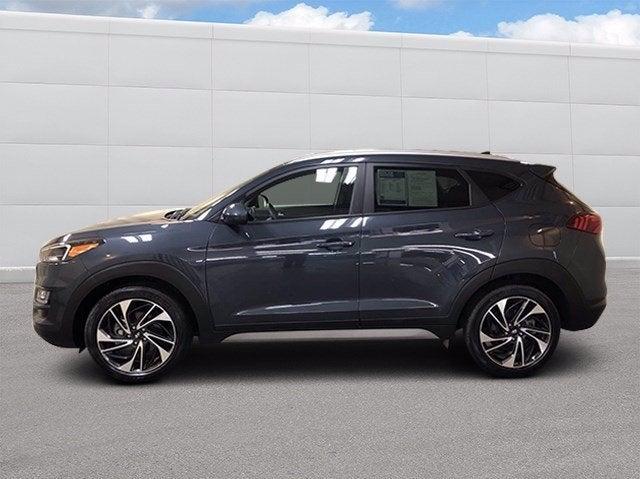 Certified 2020 Hyundai Tucson Sport with VIN KM8J3CAL4LU171008 for sale in Hermantown, Minnesota