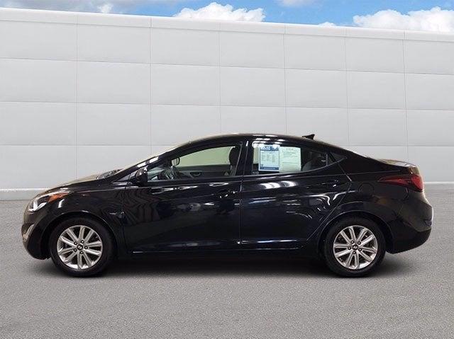 Used 2015 Hyundai Elantra SE with VIN KMHDH4AE0FU393507 for sale in Hermantown, Minnesota