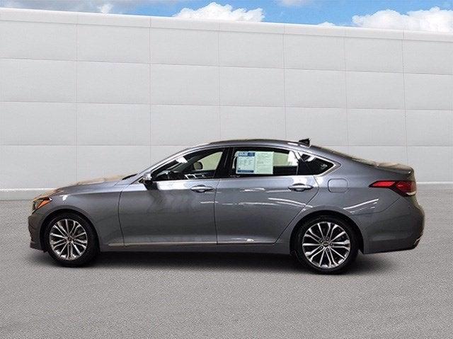 Used 2015 Hyundai Genesis 3.8 with VIN KMHGN4JE6FU072948 for sale in Hermantown, Minnesota