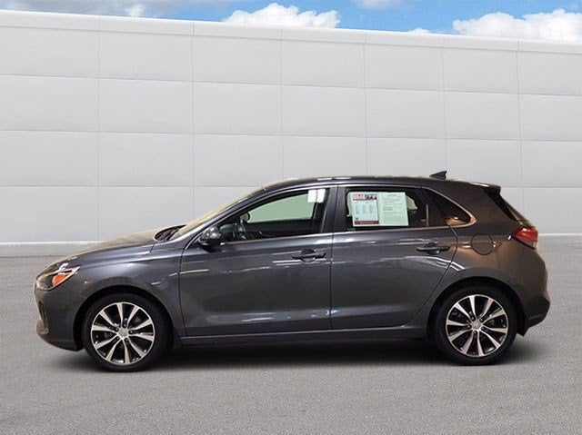 Certified 2018 Hyundai Elantra GT GT with VIN KMHH35LE6JU029359 for sale in Hermantown, Minnesota